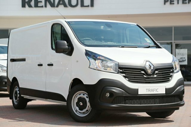 Discounted Demonstrator, Demo, Near New Renault Trafic 103KW Low Roof LWB, Warwick Farm, 2017 Renault Trafic 103KW Low Roof LWB Van