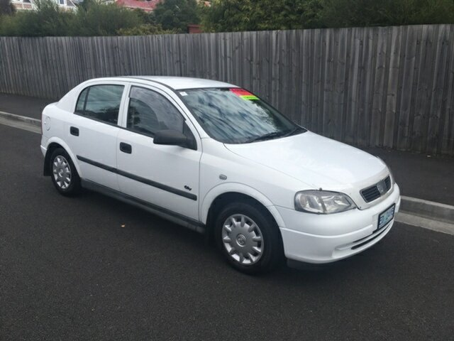 Used Holden Astra City, North Hobart, 1999 Holden Astra City Hatchback
