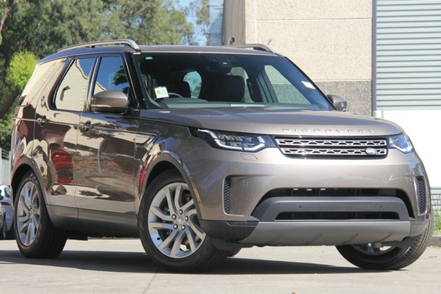 Discounted Demonstrator, Demo, Near New Land Rover Discovery TD6 SE, Concord, 2017 Land Rover Discovery TD6 SE Wagon