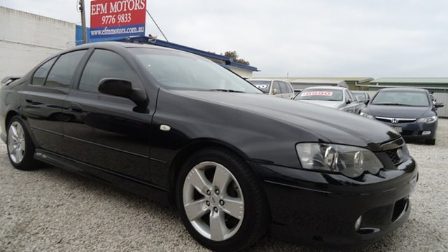 Used Ford Falcon XR6, Seaford, 2007 Ford Falcon XR6 Sedan