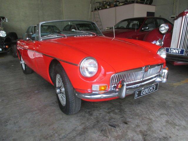 Used MG B, Capalaba, 1971 MG B Sedan