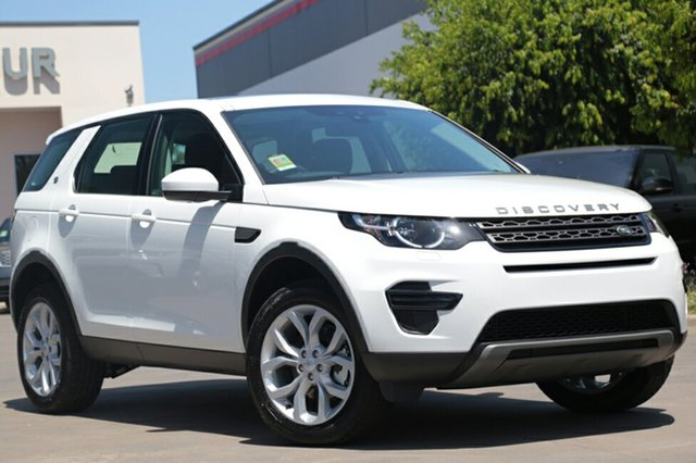 Demonstrator, Demo, Near New Land Rover Discovery Sport TD4 132kW SE, Southport, 2018 Land Rover Discovery Sport TD4 132kW SE SUV