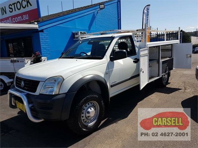Used Holden Rodeo DX, Campbelltown, 2003 Holden Rodeo DX Cab Chassis