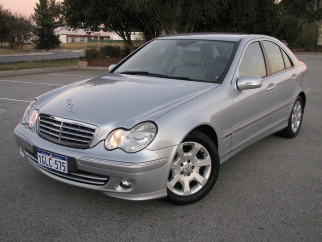 Used Mercedes-Benz C230 Elegance, Maddington, 2007 Mercedes-Benz C230 Elegance Sedan