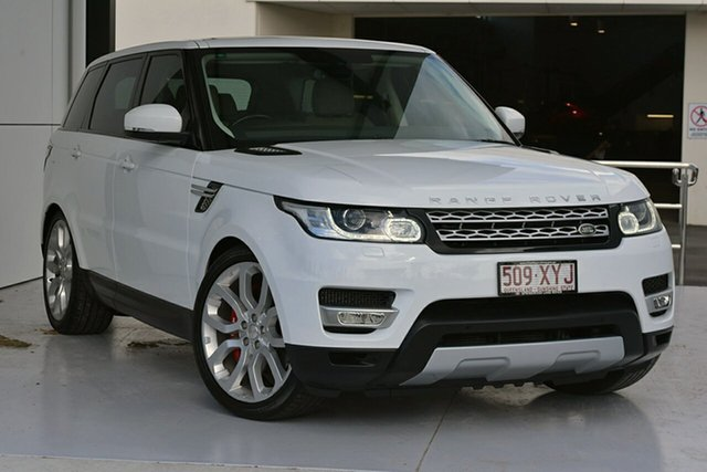 Used Land Rover Range Rover Sport, Southport, 2014 Land Rover Range Rover Sport Wagon