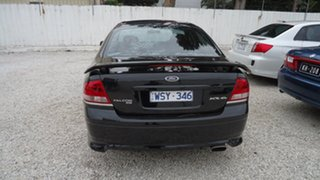 2007 Ford Falcon XR6 Sedan.