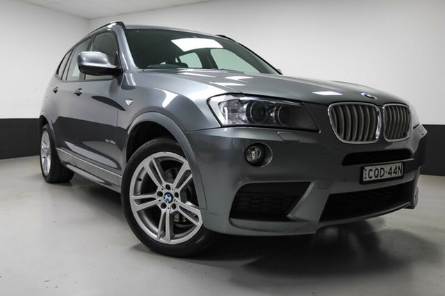 Used BMW X3 xDrive30d Steptronic, Rutherford, 2013 BMW X3 xDrive30d Steptronic Wagon