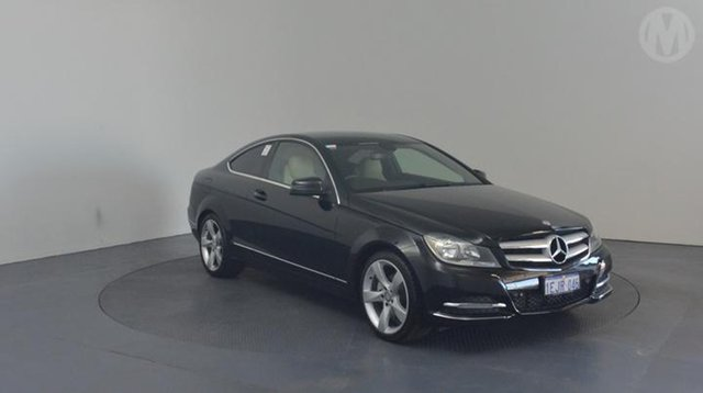 Used Mercedes-Benz C250 BE, Altona North, 2013 Mercedes-Benz C250 BE Coupe