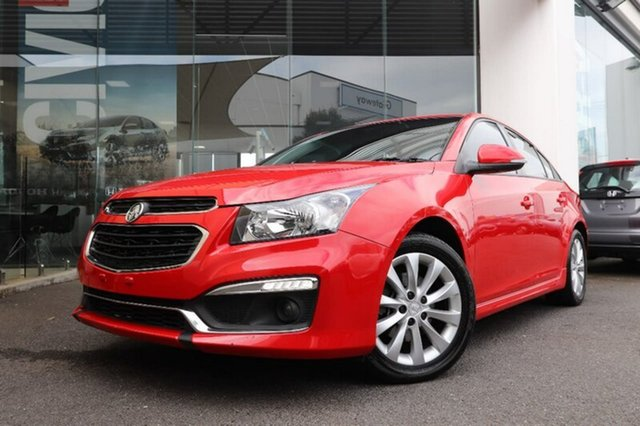 Used Holden Cruze SRi, Hoppers Crossing, 2015 Holden Cruze SRi Sedan