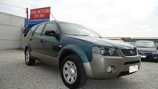 2007 Ford Territory TX AWD Wagon.
