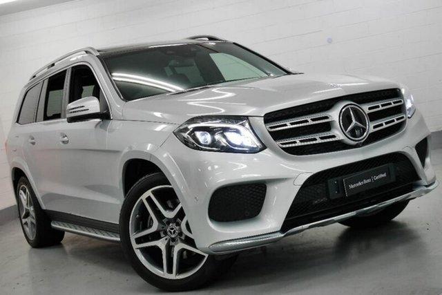Demonstrator, Demo, Near New Mercedes-Benz GLS350 d 9G-TRONIC 4MATIC Sport, Southport, 2017 Mercedes-Benz GLS350 d 9G-TRONIC 4MATIC Sport Wagon