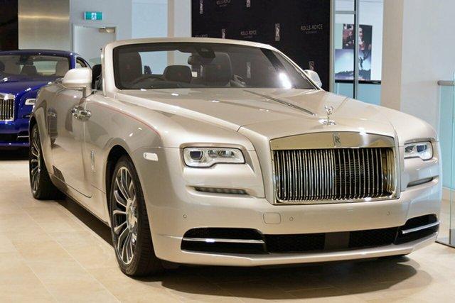 New Rolls-Royce Dawn, Southport, 2018 Rolls-Royce Dawn Convertible