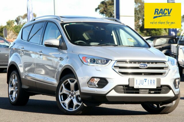 Used Ford Escape Titanium AWD, Hoppers Crossing, 2017 Ford Escape Titanium AWD Wagon