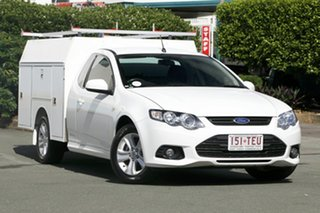 Used Ford Falcon XR6 Super Cab EcoLPi, Acacia Ridge, 2013 Ford Falcon XR6 Super Cab EcoLPi FG MkII Cab Chassis