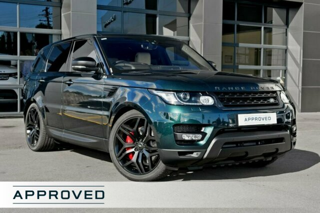 Used Land Rover Range Rover Sport SDV6 HSE Dynamic, Artarmon, 2017 Land Rover Range Rover Sport SDV6 HSE Dynamic Wagon