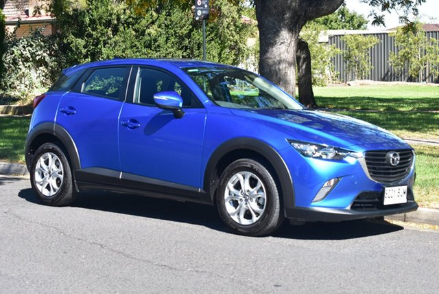 Used Mazda CX-3 Maxx SKYACTIV-Drive i-ACTIV AWD, Nailsworth, 2015 Mazda CX-3 Maxx SKYACTIV-Drive i-ACTIV AWD Wagon