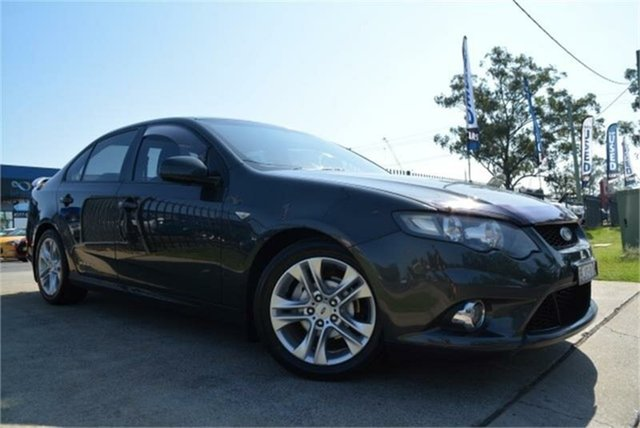 Used Ford Falcon XR6, Mulgrave, 2008 Ford Falcon XR6 Sedan