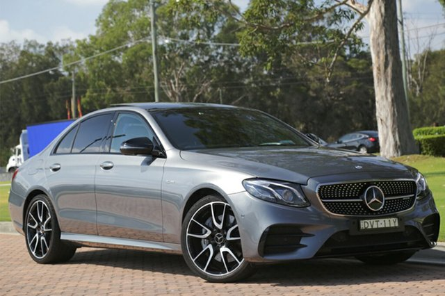 Discounted Used Mercedes-Benz E43 AMG 9G-TRONIC PLUS 4MATIC, Warwick Farm, 2016 Mercedes-Benz E43 AMG 9G-TRONIC PLUS 4MATIC Sedan