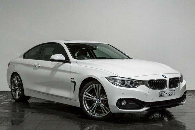 Used BMW 428i Luxury Line, Rozelle, 2014 BMW 428i Luxury Line Coupe