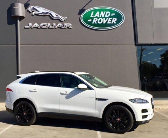 New Jaguar F-PACE, Kialla, 2017 Jaguar F-PACE