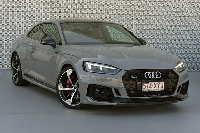 Demonstrator, Demo, Near New Audi S5, Southport, 2018 Audi S5 Coupe