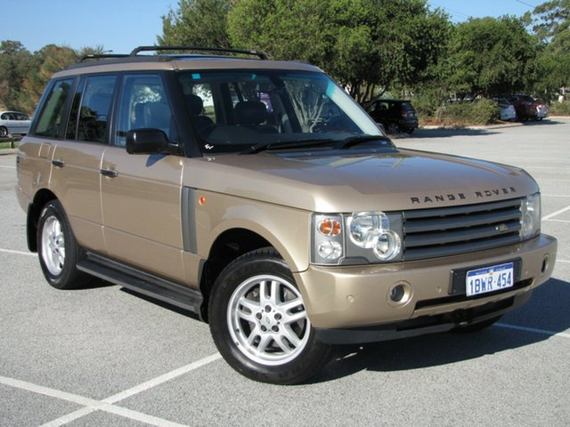 Used Land Rover Range Rover HSE, Maddington, 2005 Land Rover Range Rover HSE Wagon