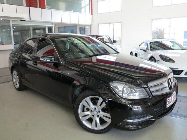 Used Mercedes-Benz C200 7G-Tronic +, Albion, 2013 Mercedes-Benz C200 7G-Tronic + Sedan