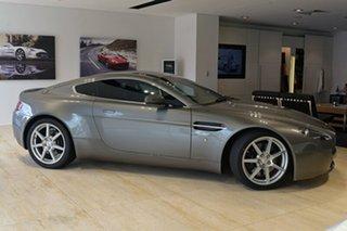 2006 Aston Martin V8 Vantage Coupe.