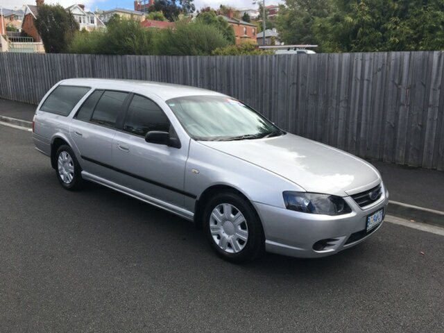 Used Ford Falcon XT (LPG), North Hobart, 2009 Ford Falcon XT (LPG) Wagon