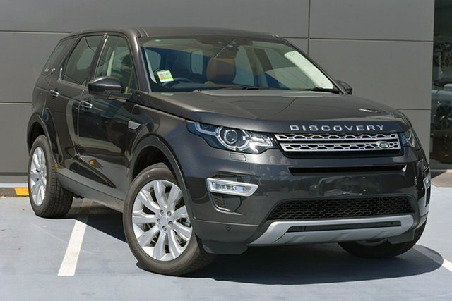 Demonstrator, Demo, Near New Land Rover Discovery Sport SD4 HSE Luxury, Southport, 2018 Land Rover Discovery Sport SD4 HSE Luxury Wagon