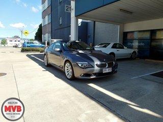 2008 BMW 650i Coupe.