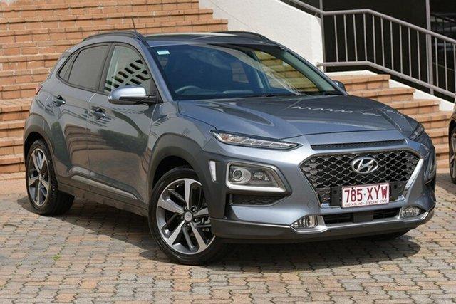 Discounted Used Hyundai Kona Highlander 2WD, Southport, 2017 Hyundai Kona Highlander 2WD Wagon