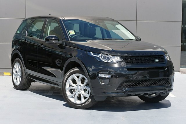 New Land Rover Discovery Sport TD4 110kW HSE, Springwood, 2018 Land Rover Discovery Sport TD4 110kW HSE Wagon