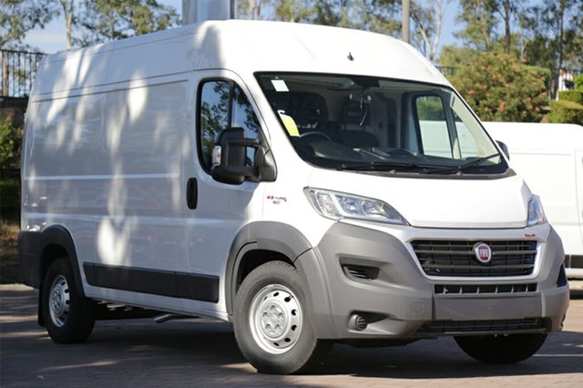 Discounted Demonstrator, Demo, Near New Fiat Ducato Mid Roof MWB Comfort-matic, Southport, 2017 Fiat Ducato Mid Roof MWB Comfort-matic Van