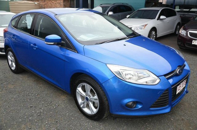 Used Ford Focus Trend, Toowoomba, 2012 Ford Focus Trend Hatchback