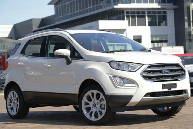 Discounted New Ford Ecosport Titanium, Southport, 2017 Ford Ecosport Titanium SUV