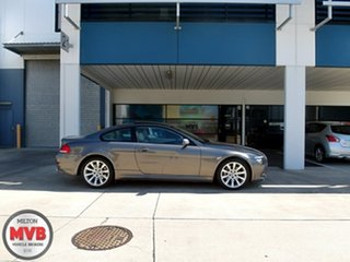 2008 BMW 650i Coupe.