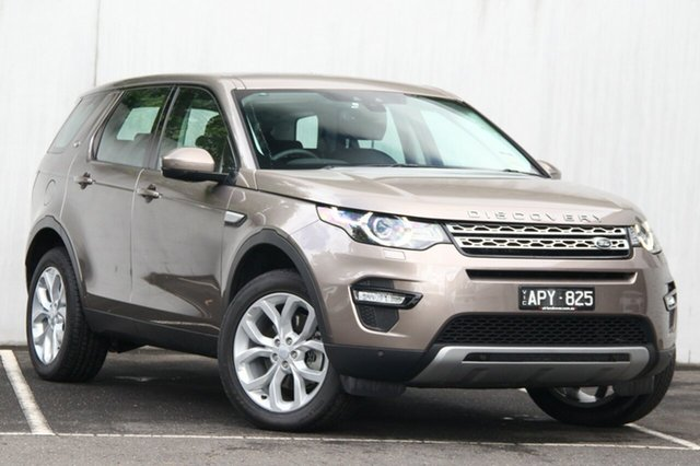 Used Land Rover Discovery Sport TD4 180 HSE, Malvern, 2017 Land Rover Discovery Sport TD4 180 HSE Wagon