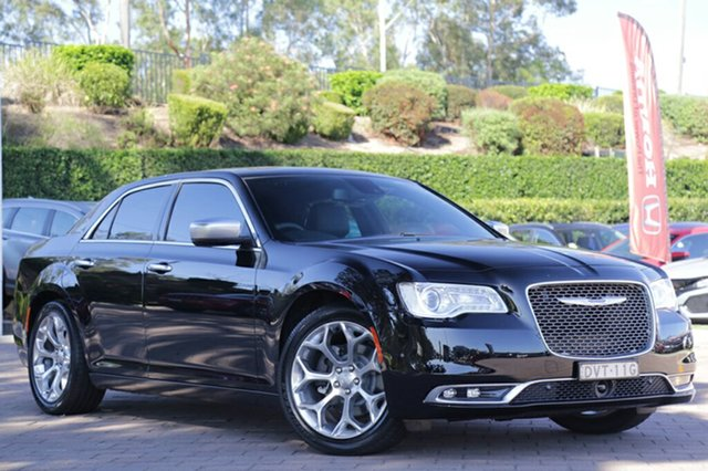 Discounted Demonstrator, Demo, Near New Chrysler 300 C Luxury, Southport, 2017 Chrysler 300 C Luxury Sedan