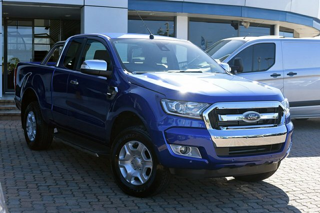 Discounted New Ford Ranger XLT Super Cab, Southport, 2018 Ford Ranger XLT Super Cab Utility