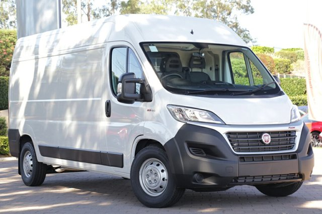 Discounted Demonstrator, Demo, Near New Fiat Ducato Mid Roof LWB Comfort-matic, Southport, 2017 Fiat Ducato Mid Roof LWB Comfort-matic Van