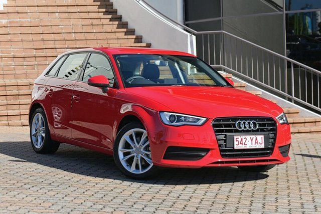 Discounted Used Audi A3 Attraction Sportback S tronic, Southport, 2014 Audi A3 Attraction Sportback S tronic Hatchback