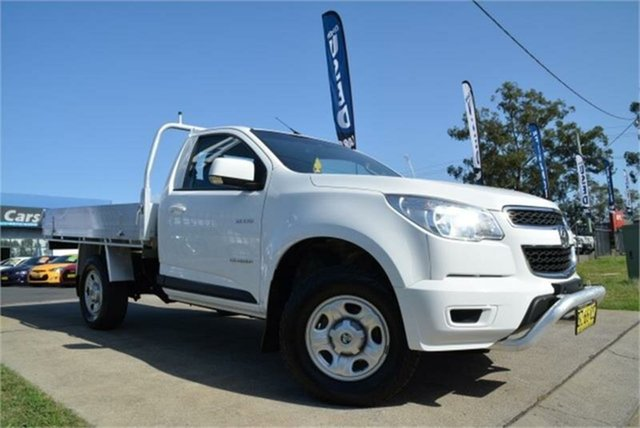 Used Holden Colorado LX, Mulgrave, 2014 Holden Colorado LX Cab Chassis