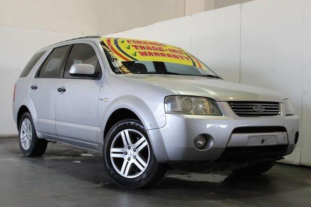 Used Ford Territory Ghia (4x4), Underwood, 2004 Ford Territory Ghia (4x4) Wagon