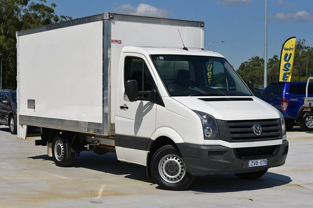 Used Volkswagen Crafter 50 MWB TDI400, Southport, 2013 Volkswagen Crafter 50 MWB TDI400 Cab Chassis