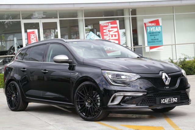 Discounted Demonstrator, Demo, Near New Renault Megane GT EDC, Narellan, 2017 Renault Megane GT EDC Wagon