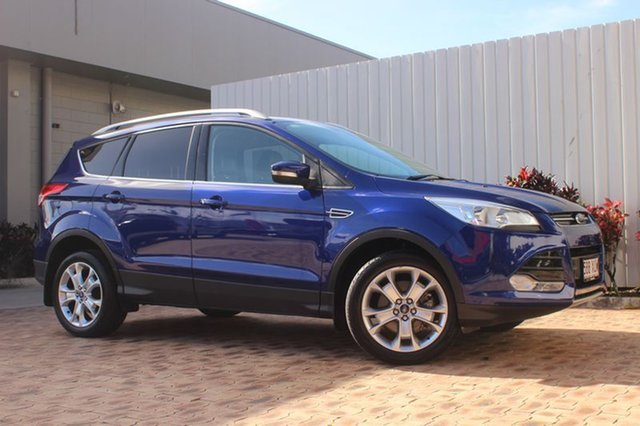 Used Ford Kuga Trend AWD, Cairns, 2014 Ford Kuga Trend AWD Wagon