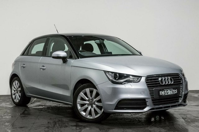 Used Audi A1 Attraction Sportback S tronic, Rozelle, 2014 Audi A1 Attraction Sportback S tronic Hatchback