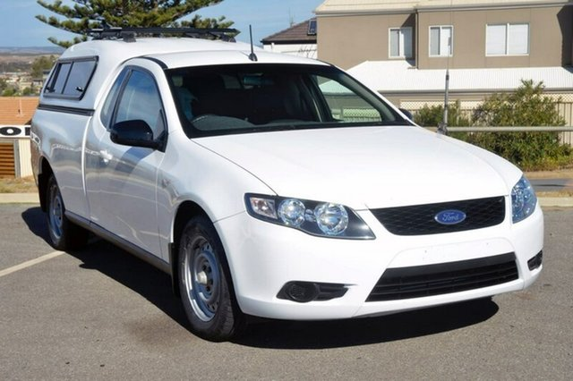 Used Ford Falcon, Reynella, 2009 Ford Falcon Cab Chassis