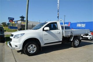 2014 Holden Colorado LX Cab Chassis.